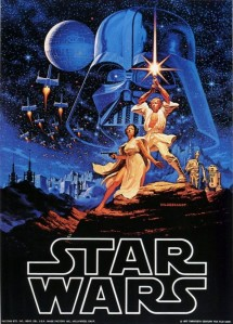 Star Wars Theatrical Posters Around The World in 1977 (1)
